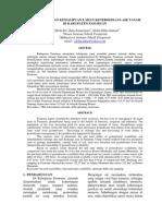 Analisis Satuan Kemampuan Lahan Ketersediaan Air Tanah Di Kabupaten Pasuruan Idelia Ditta Jannati 0910640047