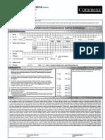 Proposal Form