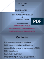 8051 Microcontroller-day1