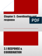 3.1 Response and Coordination