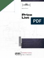 Valve Prices