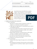 Pràctica 1. Introducció al treball de laboratori
