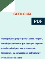 1º Sem. Ramas de La Geologia
