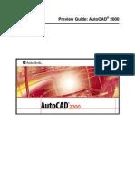 Autocad 2000 Manual