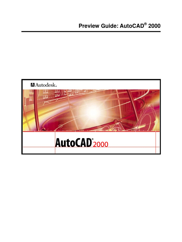 autocad 2000 manual auto cad databases