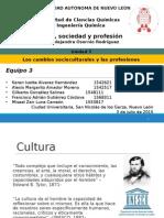 Cultura y etica