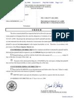 Stephens v. Terry et al - Document No. 4