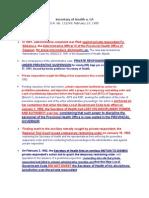 Secretary of Health v. CA [Local Govt Code TOOK EFFECT on Jan 1, 1992]