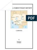 national forest policy review