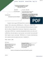CNG Financial Corporation v. Google Inc - Document No. 28
