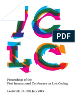 Iclc2015 Proceedings
