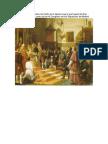 Juramento de Las Cortes de Cádiz en La Iglesia Mayor Parroquial de San Fernando