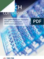 REACH compliance-tool voor gebruikers van chemische stoffen en/of mengsels (downstreamgebruikers)