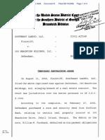 Southeast LandCo, LLC v. 150 Beachview Holdings, LLC - Document No. 6