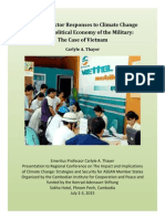 Thayer Vietnam's Political Economy and the Role of the Military