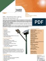 Solar Lights Outdoors - SolarPower Israel