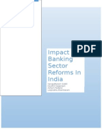 Banking Sector Reforms in India_Final