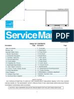 Sharp Optima L903A Service Manual