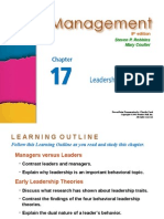 Management Robbins PPT17