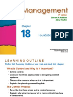 Management Robbins PPT18