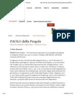 Paolo Della Pergola