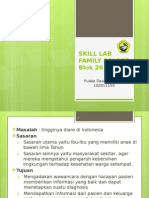 Skill Lab Family Folder (Pulela)