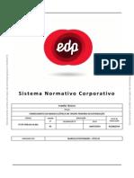 PT.dt.PDN.03.14.001 - Fornecimento de Energia Elétrica Em Tensão Primária de Distribuição 15kV