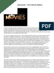 De Best  Optie  te  Amusement  -  View Movies Online!