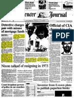 John DePatto and United Financial Mortgage Indictment Nov 19 1996