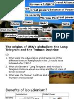 5. the Origins of US Globalism