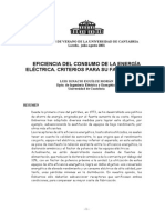 Eficencia Del Consumo de La Energc3ada Elc3a9ctrica