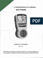 Manuale RCE PM600 rev 1.2
