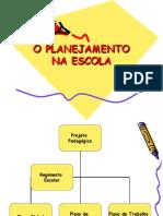 Planejamento Na Escola