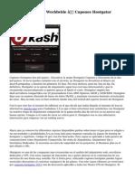 Ayuda Alojamiento Worldwide — Cupones Hostgator Actualizados