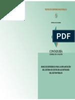 marco de referencia para sistema de costos