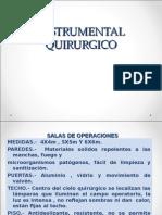 Instrumental Quirurgicos