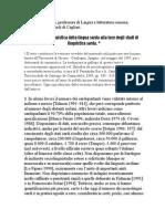 Storia sociolinguistica della lingua sarda alla luce degli studi di linguistica sarda