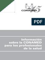 funciones CONAMED