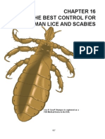 16 Lice & Scabies