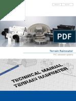 Terrain Rainwater Brochure