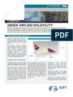 GFI Asian Equity Index Volatility