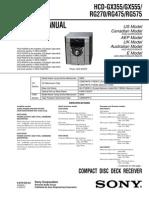 Sony HCD-GX355_GX555_RG270_RG475_RG575