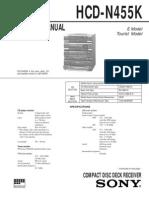 HCD-N455