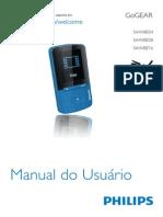 GoGEAR Vibe Português Brasileiro