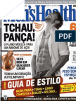 Revista Mens Health 11 2008