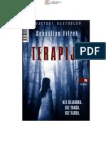 Sebastian Fitzek - Terapija