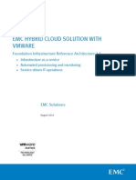 h13189 EMC Hybrid Cloud - Reference Architecture