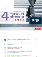 4step to Multi Channel Marketing Nirvana