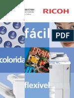 Catálogo Ricoh MP C6000-7500
