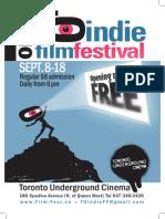 2010 Toronto Independent International Film Festival